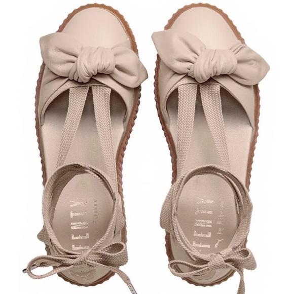 FENTY Shoes | Rihanna Creeper Sandals